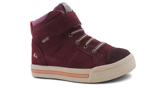 Viking Falcon GTX Shoes Kids Plum/Apricot